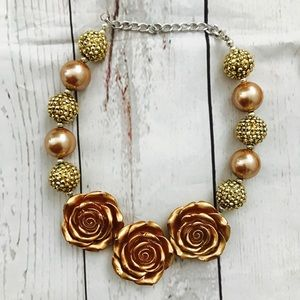 Other - Chunky Girl necklace,girl fashion necklace,