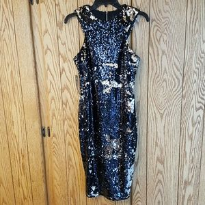 AX Paris Dresses & Skirts - Sequin fitted dress