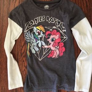 My Little Pony Other - Adorable little Pony shirt!