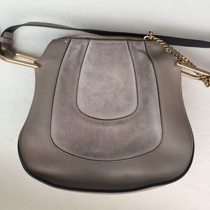 Chloe Handbags - Authentic Chloe Suede/Leather Crossbody Bag