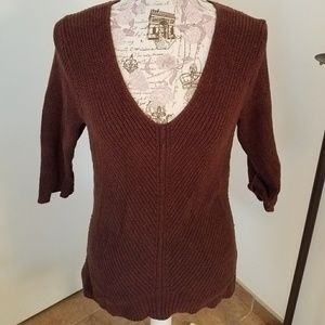 Calvin Klein Jeans Sweaters - Brown Sweater