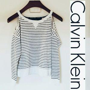 Calvin Klein Tops - Calvin Klein performance cold shoulder top! XS