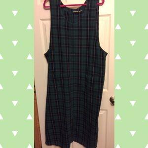 Dresses & Skirts - Jumper dress (vintage 80's)