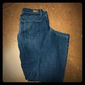 Absorba Pants - Paige Capri jeans