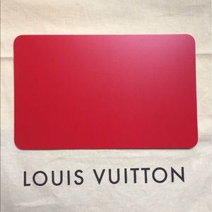Accessories - Louis Vuitton bag base shaper