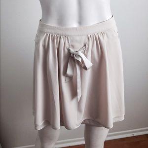 LC Lauren Conrad Dresses & Skirts - Lauren Conrad skirt with tie