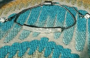 Jewelry - Delicate Shimmering Silver or Gold Bracelet- NWT