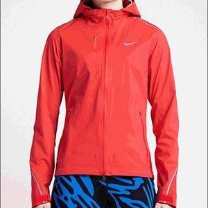 Nike Jackets & Blazers - New Nike Hyper Shield Light Crimson Running Jacket