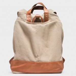 Rissetto (49 square miles ) Canvas Backpack