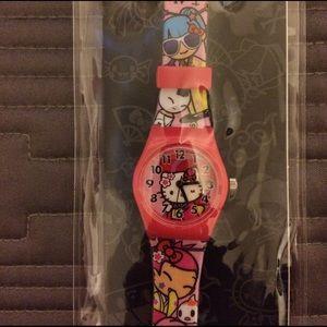 tokidoki Jewelry - Tokidoki Hello Kitty Watch
