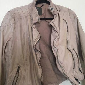 Muubaa Jackets & Blazers - Muubaa Leather Jacket