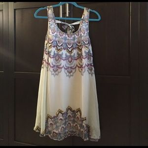 Angie Dress Sz L