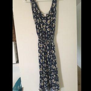 American Rag Sunflower Dress XL