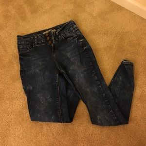 New Look Denim - High Waisted New Look Skinny Jeans