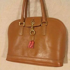 J. Crew Leather Bag