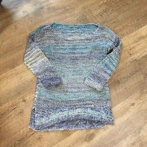 Rubbish Sweaters - Knitted Multi Colored Top