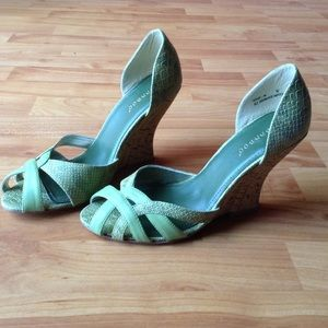 Bamboo Shoes - Wedge Shoes