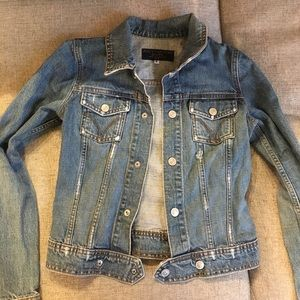Juicy Couture Jean Jacket - Size Small