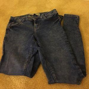 New Look Denim - Super Skinny medium wash Jeggings