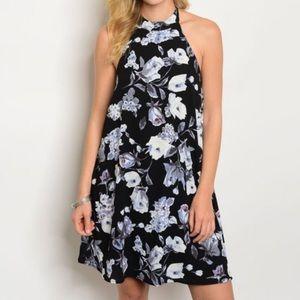 Nordstrom Dresses & Skirts - New floral halter dress