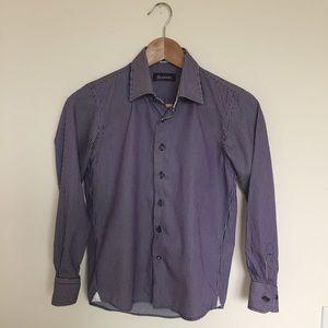 Robert Graham Other - Boy's Robert Graham Long Sleeve Shirt - S/8