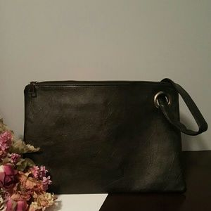 Envelope large clutch  bag