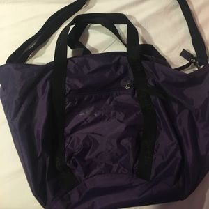 Repetto Handbags - Large Purple Repetto Dance Bag
