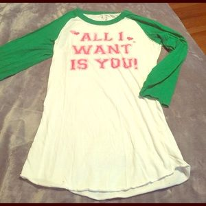 blu chic Tops - All I Want Is You!