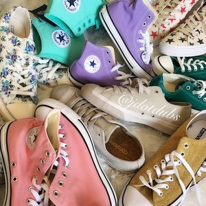 Converse Shoes - CHUCKS! 😊💐 CHECK CLOSET FOR AVAILABLE STYLES