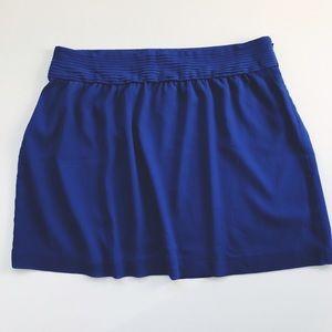 LOFT Dresses & Skirts - LOFT Cobalt Blue Skirt Petite
