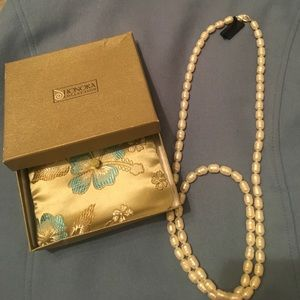 Honora Jewelry - 🐚 New Honora Real Pearl Necklace 🐚