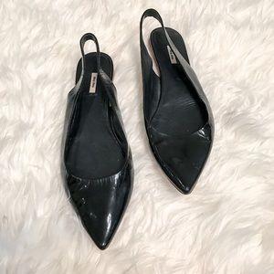 Miu Miu Shoes - Miu Miu Pointed Flats