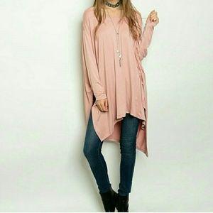 threadzwear  Tops - Blush Tunic