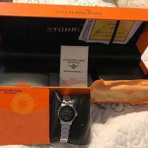 Stuhrling Original Accessories - New STUHRLING   ⌚️