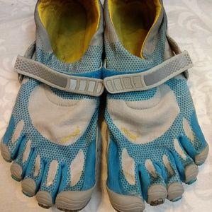Vibram Shoes - Vibram Five Fingers Barefoot W346 Bilka Running