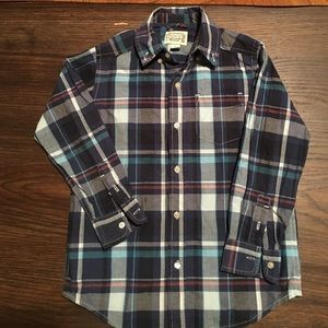 Children's Place Other - Boys long sleeve button Down