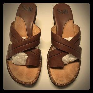 Sofft Sandals. Excellent condition