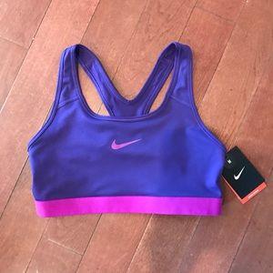 Nike Other - NIKE DRI-FIT WOMEN'S SPORTS BRA SIZE M
