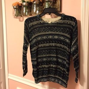 Cute patterned top