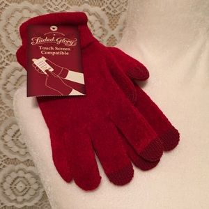 Faded Glory Accessories - Touch Screen Compatible Gloves