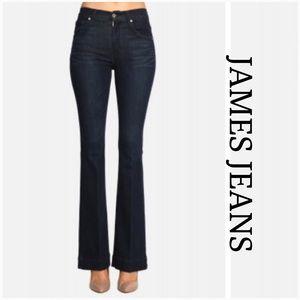 James Jeans Denim - James Jeans Shayebel Prio Classic Flare Leg