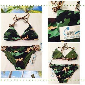 California Waves Other - Trendy California Waves Bikini! 🌴👙 NWT!