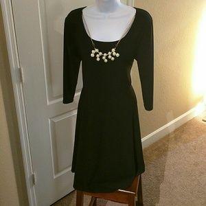 Pinc Premium Dresses & Skirts - ❤ Pinc Woman's Black Dress plus size 1X