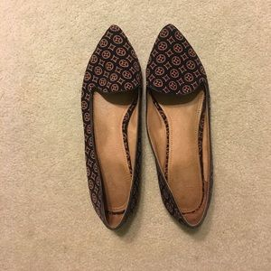 Joie printed flats