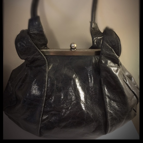 36cdbca67df HOBO Bags   International Leather Bucket Bag   Poshmark