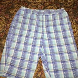 Kim Rogers Pants - Long Shorts Plus Size 14