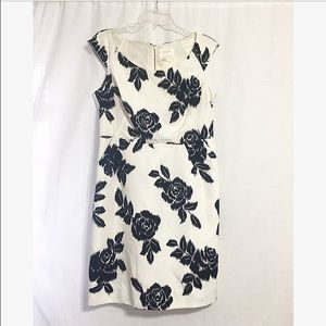kate spade Dresses & Skirts - Kate Spade black and white floral sleeveless dress