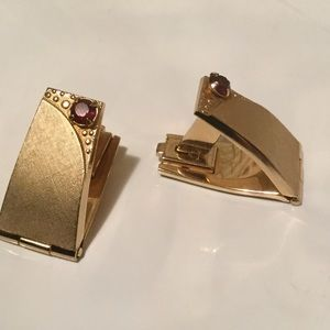 Other - Vintage gold Cufflinks