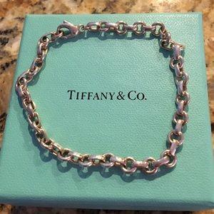 Tiffany & Co. Jewelry - Tiffany & Co Rare Donut Link Bracelet