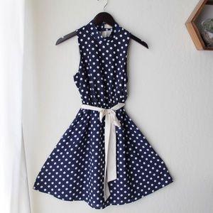 Monteau Dresses & Skirts - Polkadot Summer Dress